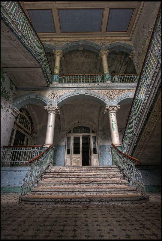 Photo of Beelitz Heilstätten Weitere Bilder auf garagepixel.de