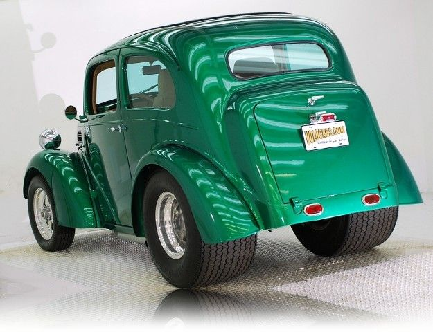 English Ford Anglia Just A Bit Modified In A Very Good Way