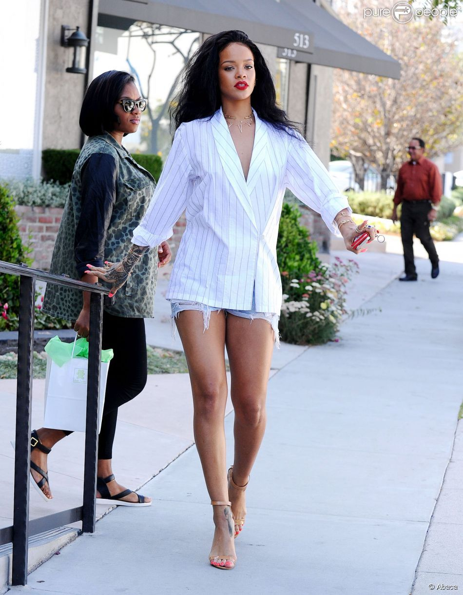 Rihanna Style 2014 Images Galleries With A Bite