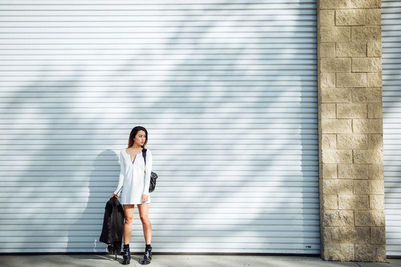 Neon Blush / Minimale //  #Fashion, #FashionBlog, #FashionBlogger, #Ootd, #OutfitOfTheDay, #Style