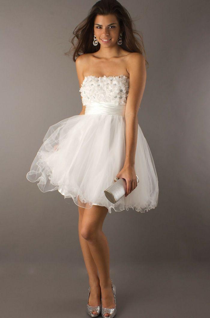 Kurze Hochzeitskleider erscheinen super schick! - Archzine