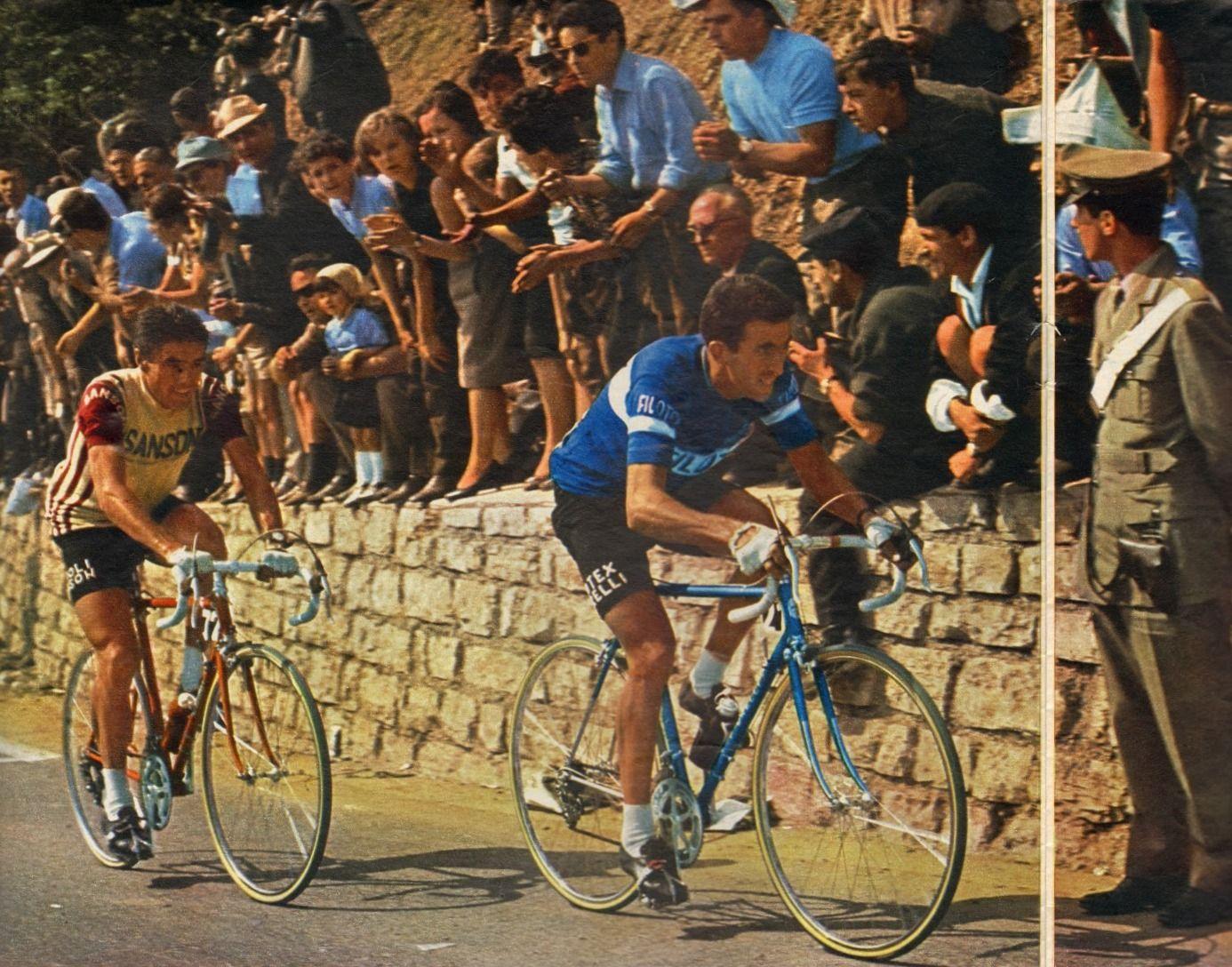 Giro d 39 italia 1966 15 tappa 2 giugno arona brescia for Le miroir des sports