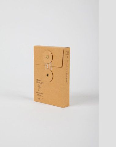 Midori Kraft Envelopes » ISO50 Blog – The Blog of Scott Hansen (Tycho / ISO50)