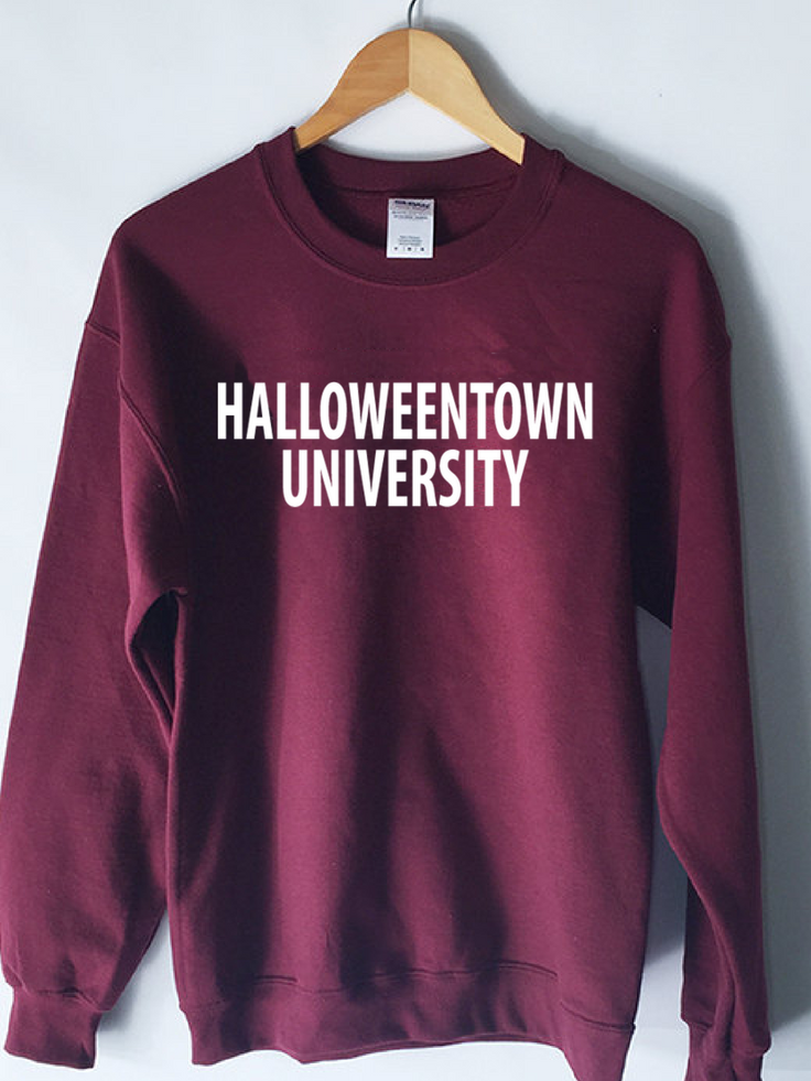 HalloweenTown Movie Sweatshirts, halloweentown sweatshirt