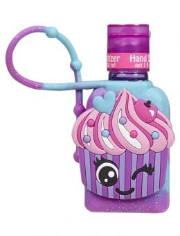 Winking Cupcake Anti Bac Hand Sanitizer Shop Justice Cute