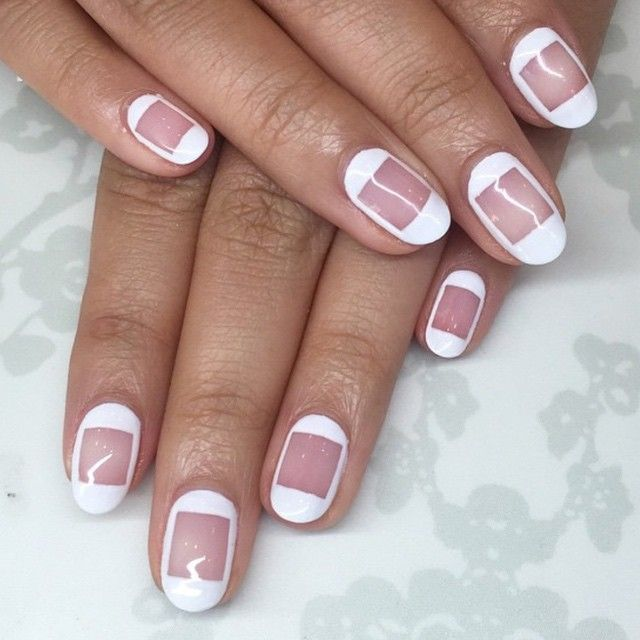 by @princesslexiii for @lishfelish #nailart #notd #CHInailbar #KInailbar @CHInailbar @KInailbar (at CHI nail bar & organic spa)