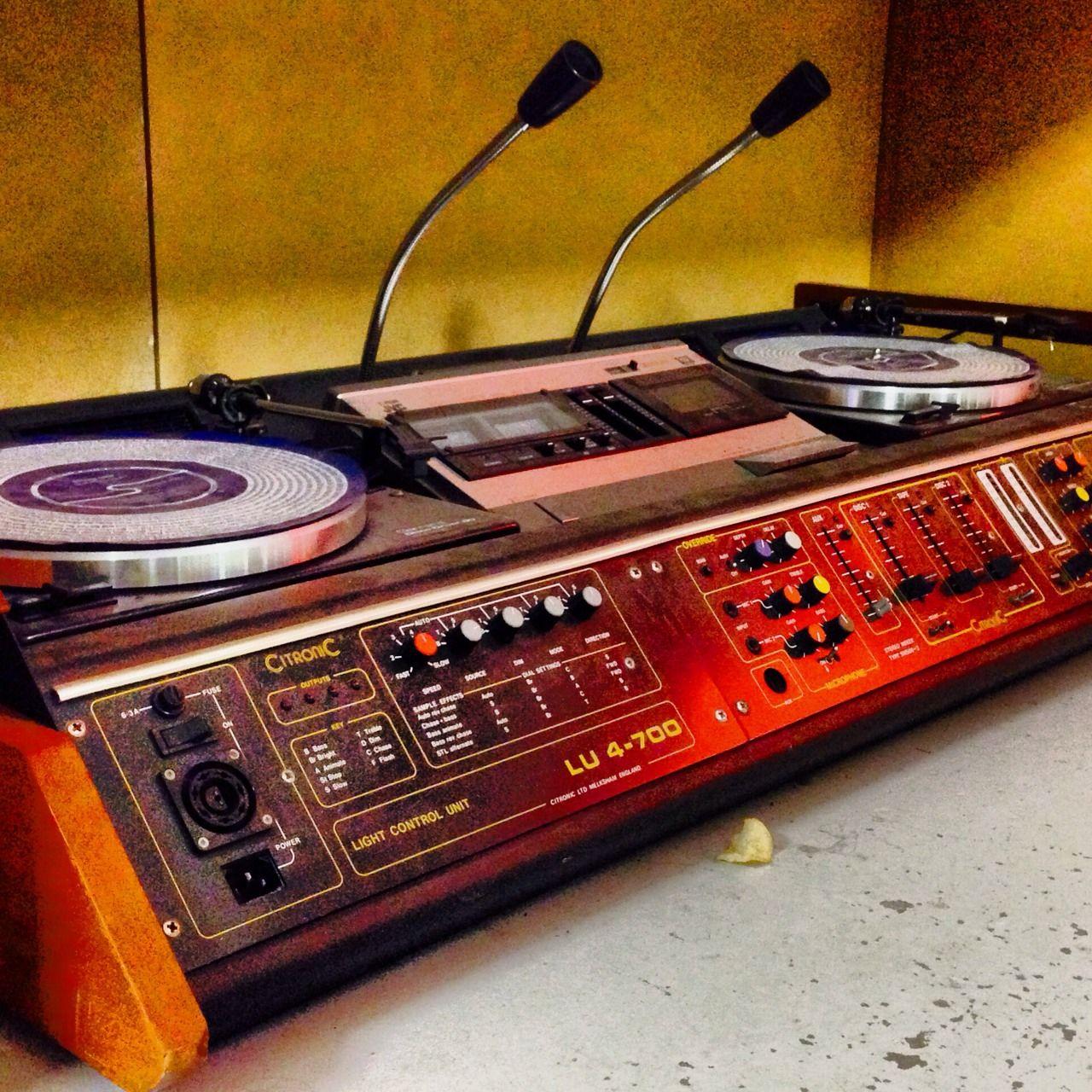 DJ Action!
