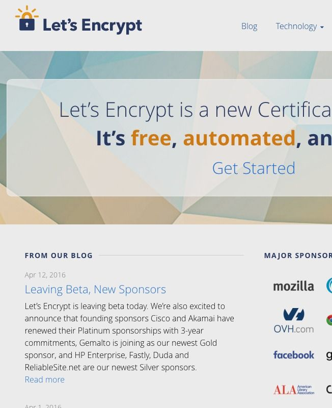 Free SSL/TLS Certificates (With Images