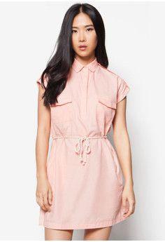 25896907015372 Mango Cotton Shirt Dress  onlineshop  onlineshopping  lazadaphilippines   lazada  zaloraphilippines  zalora