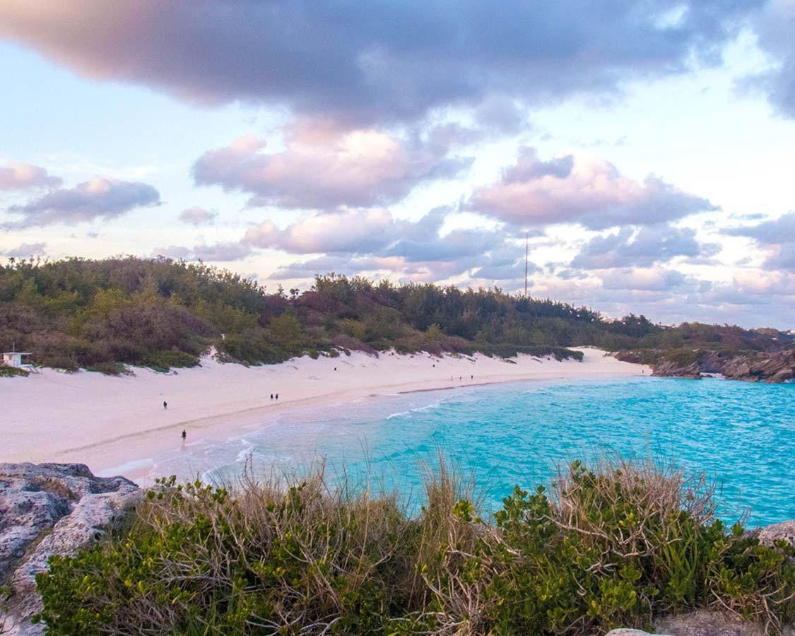Why We Love Horseshoe Bay Beach In Bermuda
