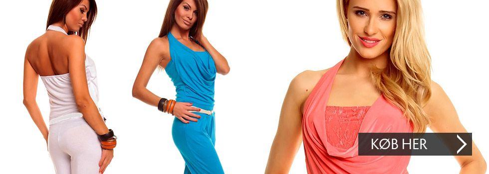 Modetøj til kvinder unge som ældre- Se vores sortiment lige her!
