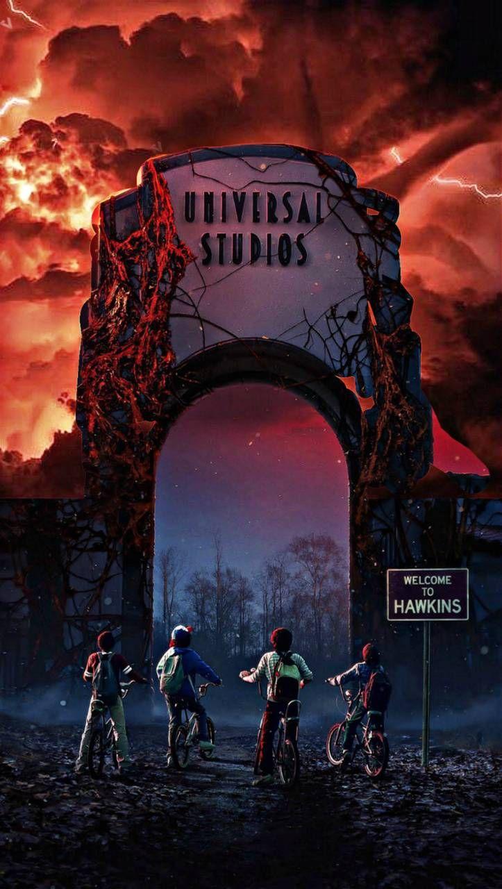 Stranger Things 3 wallpaper by JonyMendia1 - 8d - Free on ZEDGE™