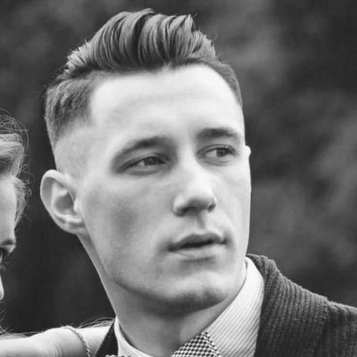 Frisuren Männer 40Er Jahre Frisuren Männer Pinterest