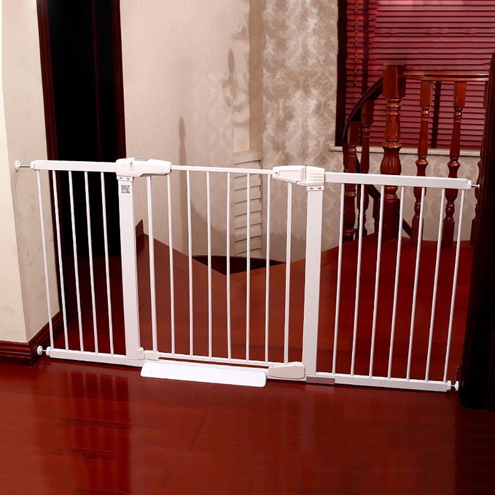 Tall Extra Wide Baby Gate Pressure Mounted Indoor Safety