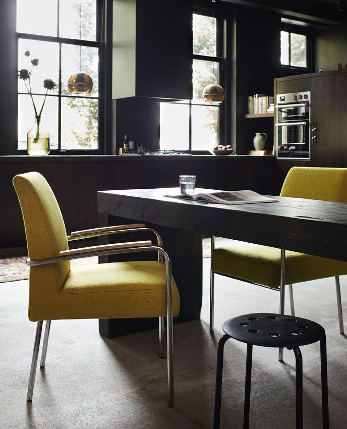 Jan De Bouvrie Stoelen Gelderland.Chair 7725 Designed By Jan Des Bouvrie For Gelderland