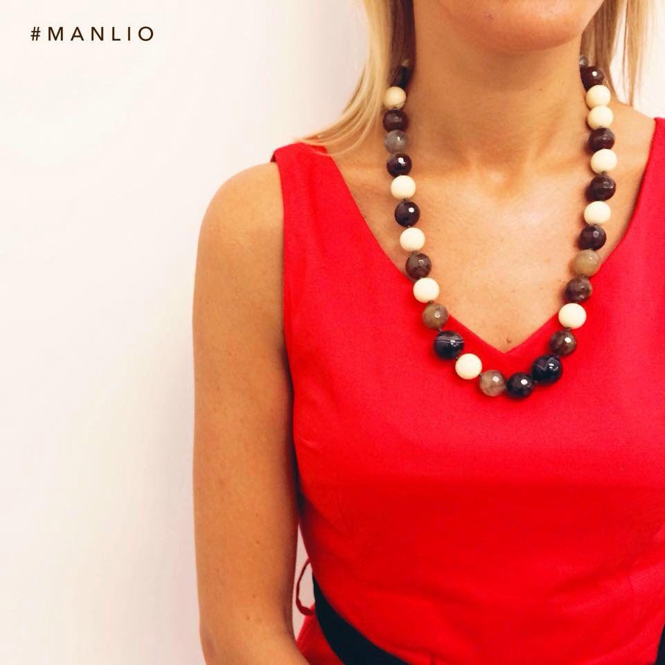 ⭐️❤️ SALDI ❤️⭐️ Collana €79 -30%= €55 #manlioboutique  Per spedizioni  WhatsApp 329.0010906 #necklaces #jewels #accessories