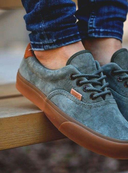 Vans California Era 59 'Gum Sole' - 2014 | Shoes, Vans shoes, Cute ...