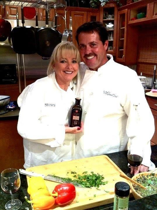 John & Shirley's Catering provides some of the most delicious grilled chicken season in Johnny Kabob's special chicken rub! and Shirley's famous Swamp Salsa