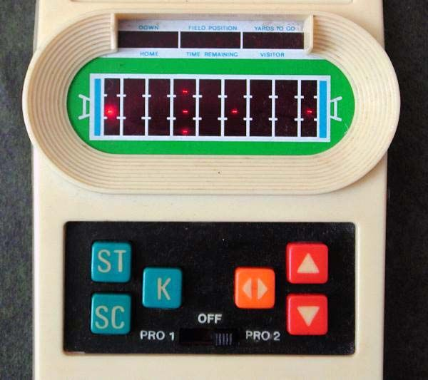 Got this for Christmas in 1978. Actually weeks before Christmas I found it's hiding place and played it after school before Mom got home!