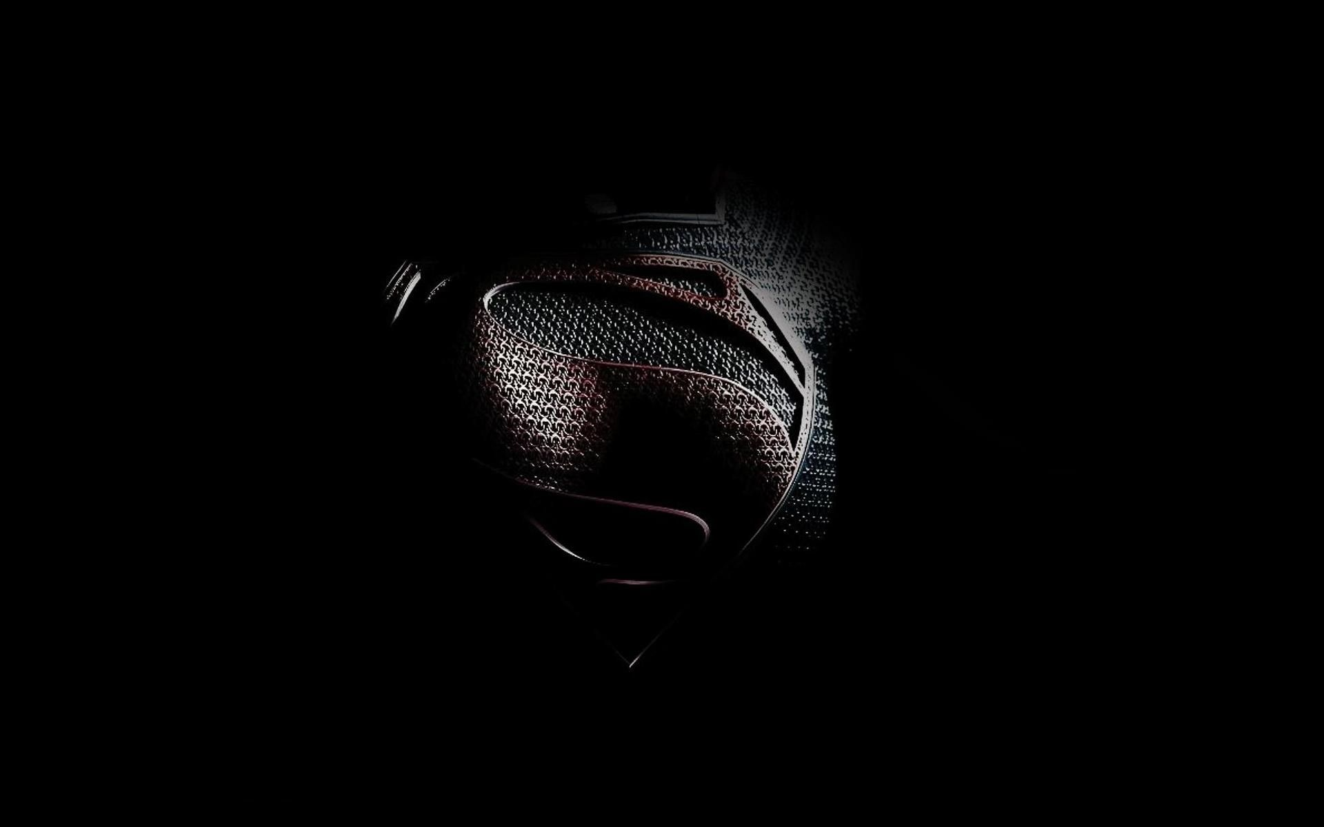 Black Superman Wallpapers Black Wallpaper Android Wallpaper Black Black Hd Wallpaper