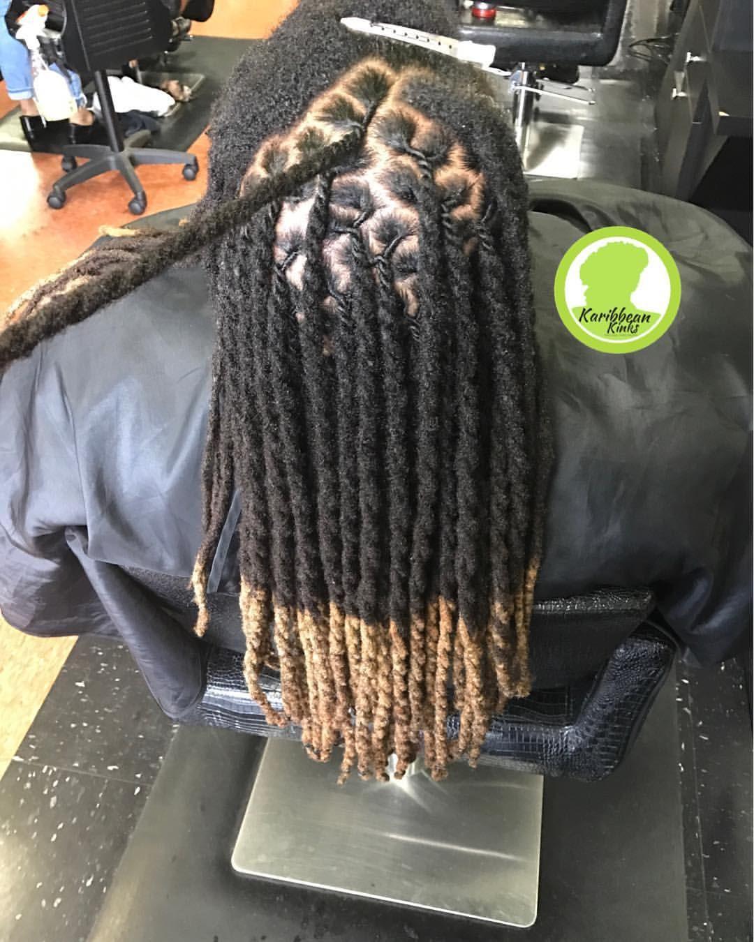 2 Strand Twist Karibbeankinks Locmaintenance Locs Loclivin Locloveliveshere Iamlocd Voiceofha Dreadlock Hairstyles Natural Hair Styles Locs Hairstyles