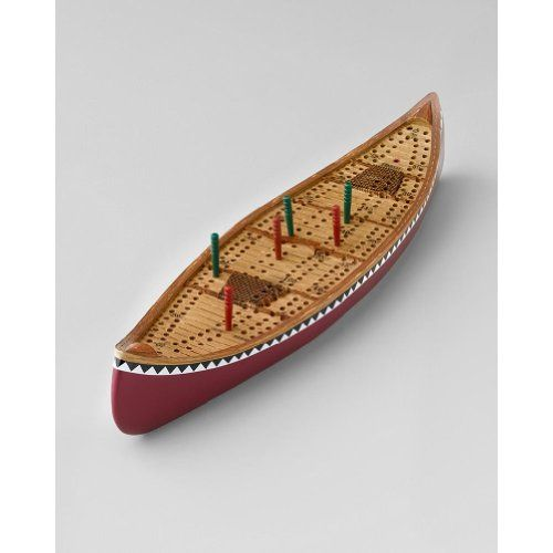 Eddie Bauer Canoe Cribbage Board, One Color ONESZE $24.99