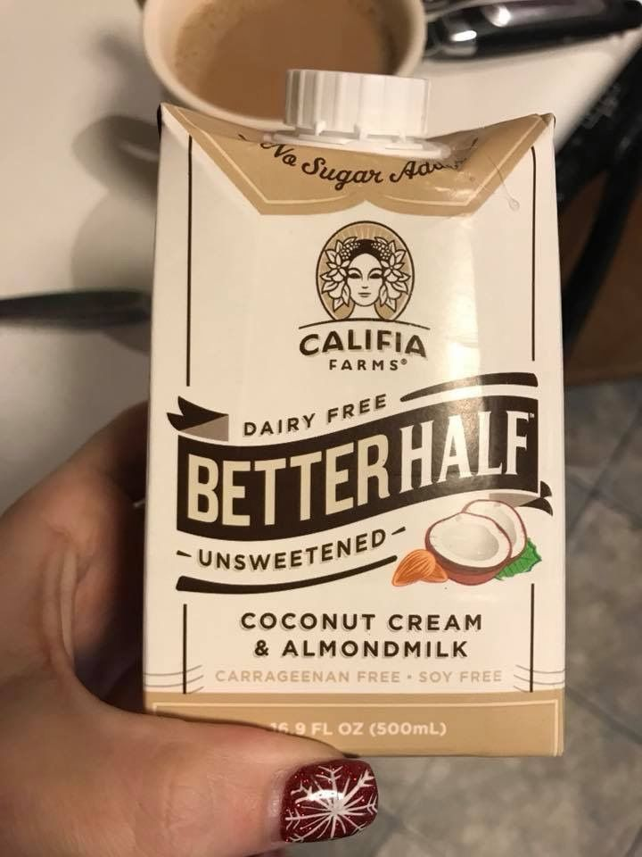 42++ What coffee creamer is whole30 compliant trends