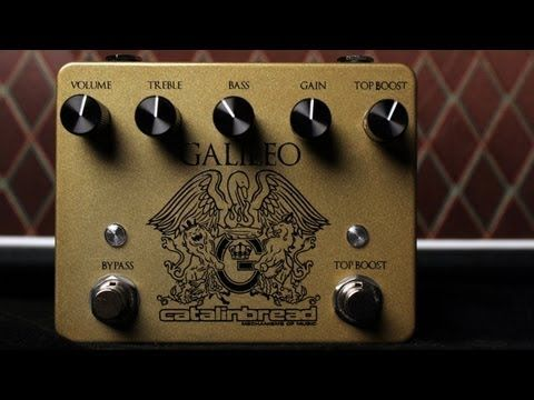 In my opinion, ProGuitarShop.com create some of the finest equipment review videos on YouTube. The Catalinbread Galileo pedal is no exception. Enjoy!    For more guitar related articles, visit: www.guitarjar.co.uk