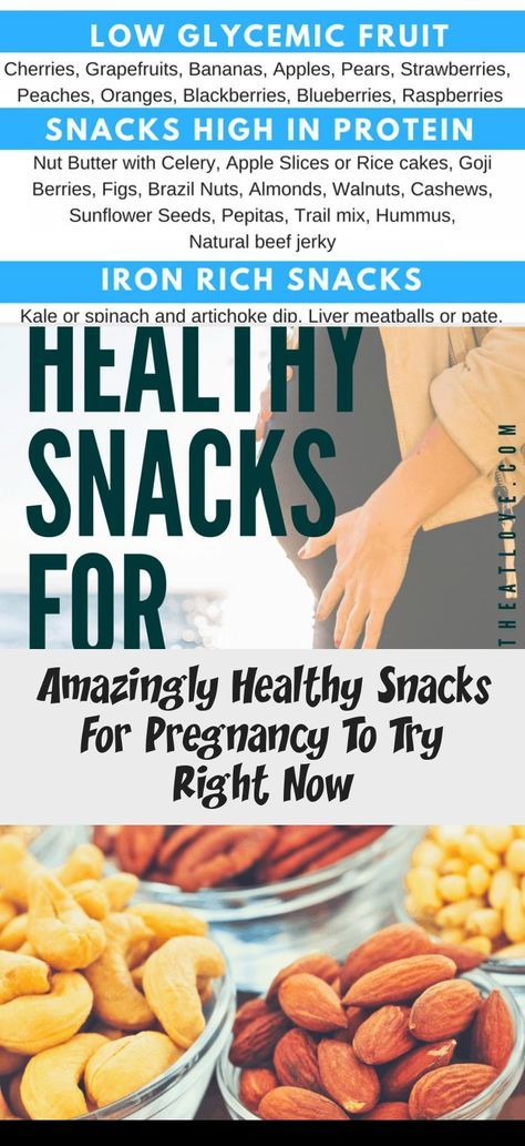 The best list of healthy pregnancy snacks for more energy and less weight gain. …  – pano-adi