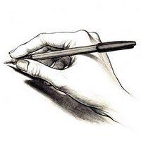 disegni matita mano che scrive - Cerca con Google | Scrittura ...