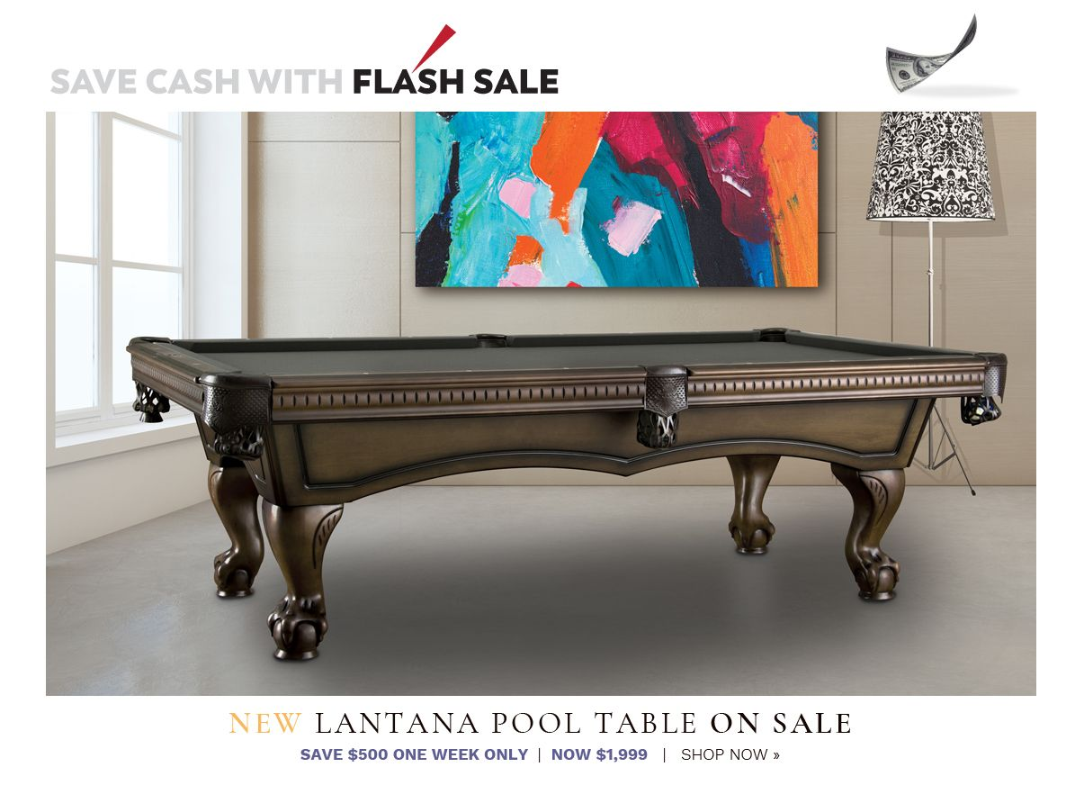 Pin by BF on Save Cash with Flash Sale! Pool table, I