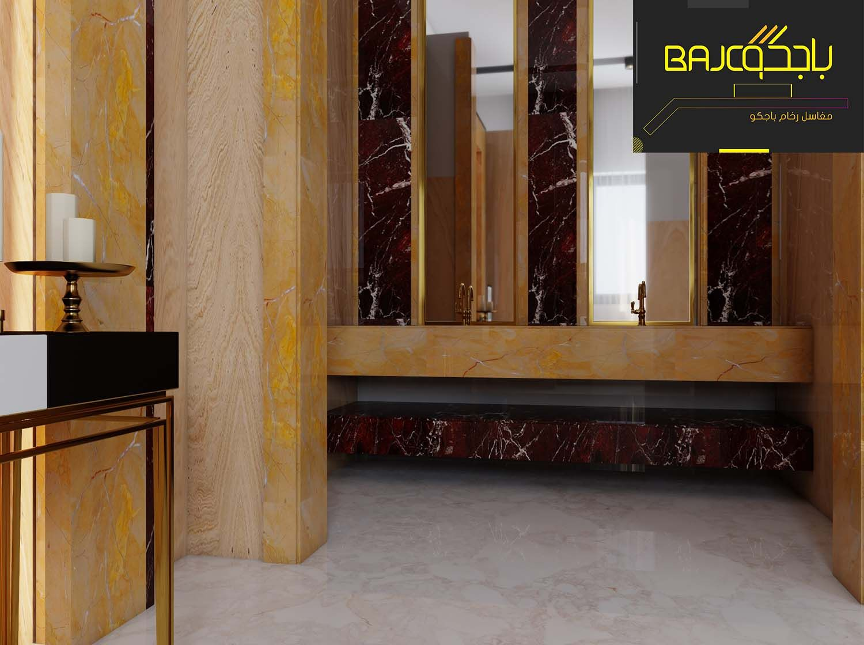 مغسلة رخام لحمام عصري Design Decor Home Decor