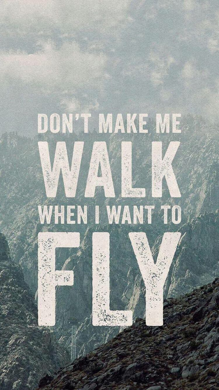 Iphone And Android Wallpapers Quote Wallpaper For Iphone And Android Fly Quotes Aviation Quotes Pilot Quotes
