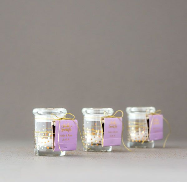 Favors Are A Little Extra Something To Say Thank You To Your Guests