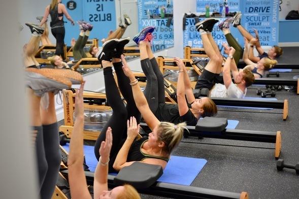 Sweat Fixx For Indoor Rowing Classes In Boston Fitreserve Indoor Rowing Fitness Studio Rowing