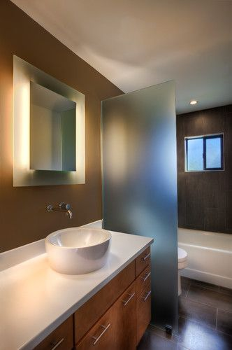 Frosted Gl For Bathroom on