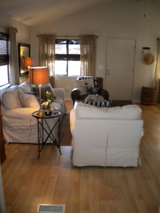 Manufactured Home Decorating Ideas - Modern Cottage Style | Design on manufactured house designs, humble home designs, motor home designs, multi home designs, michigan home designs, richmond home designs, manufactured home designs, country home designs, temporary home designs, 4-plex home designs, vertical home designs, eastern shore home designs, modular home designs, cheapest home designs, city home designs, gulf coast home designs, cottage designs, motor club designs, 2 story designs, bing home designs,