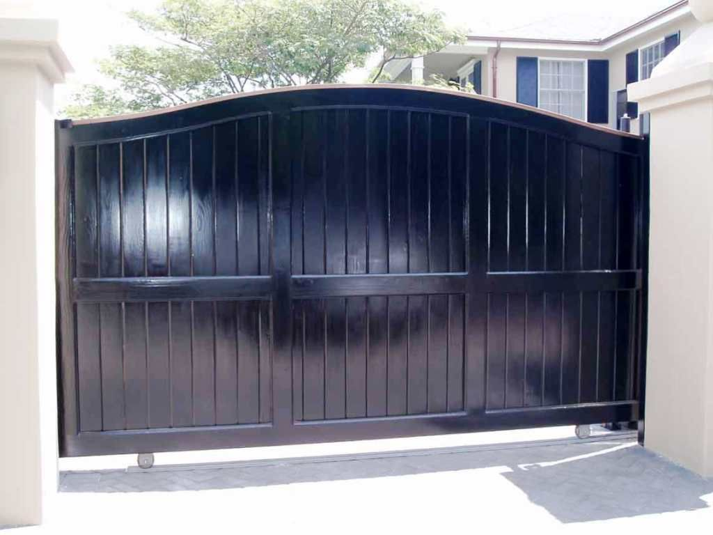 Diy Wooden Gate Designs Ideas