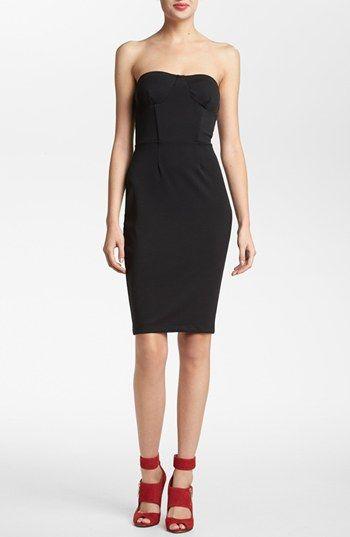 Tildon Strapless Dress Available At Nordstrom