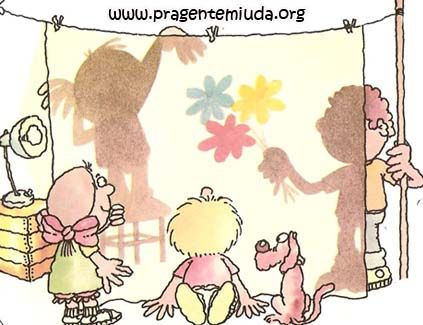 Teatro De Sombras Planos De Aula Projeto Educacao Infantil