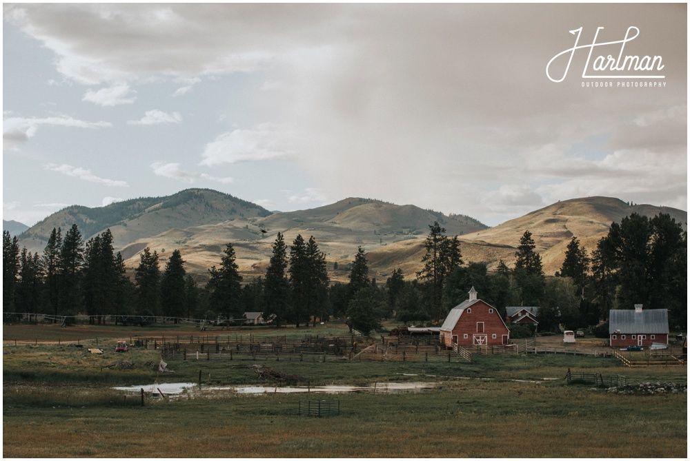 Twisp Washington Wedding Venue Image By Hartman Outdoor Photography