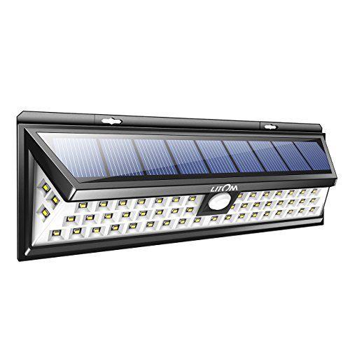 Mpow Solarleuchte LITOM【Untermarke von Mpow】2 Stück 54 LED