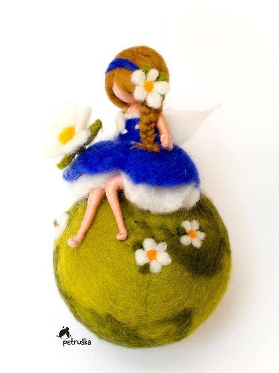 Photo of fairy petruška dreams on a meadow joy freedom waldorf | Etsy – #auf #ein …