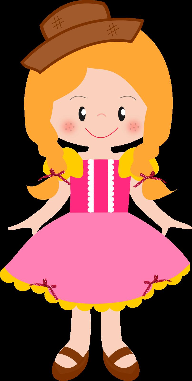 Menina caipira   #daJuuh   Personagens - meninas   Pinterest