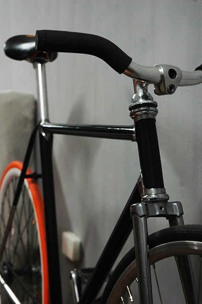 Fixed Gear Gallery :: Pimped Libertas by Jakub Ef.