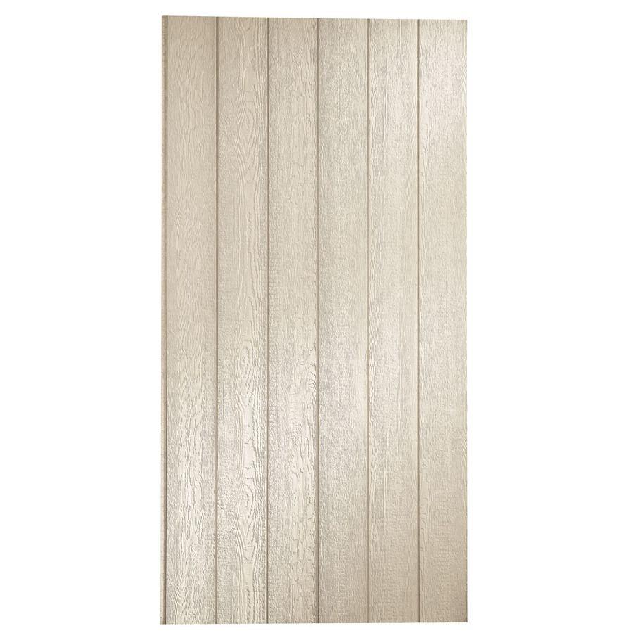 Smartside 38 Series Primed Engineered Treated Wood Siding Panel