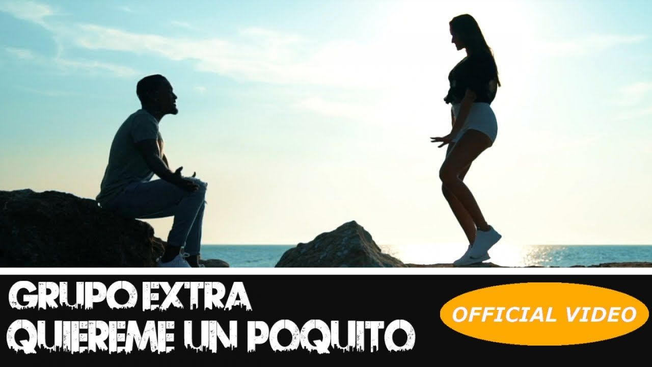 Grupo Extra Quiereme Un Poquito Official Video Bachata 2018 Bachata Best Part Of Me Party Girls