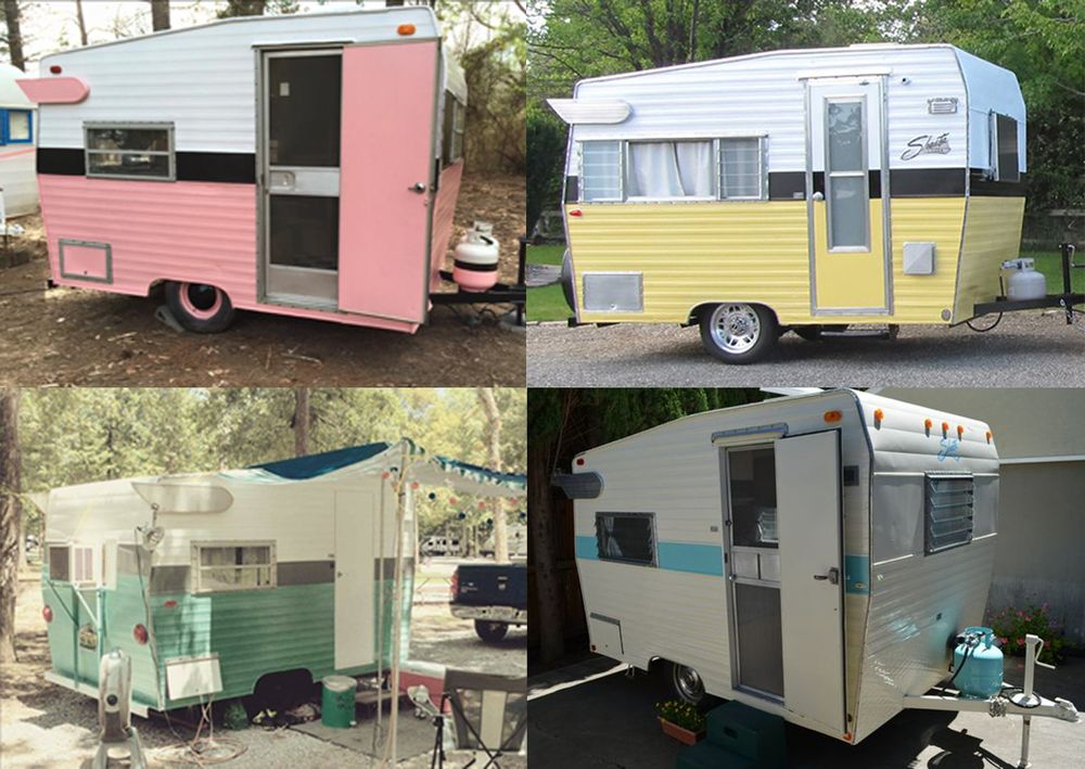 Follow along on our journey as we renovate our 1968 shasta
