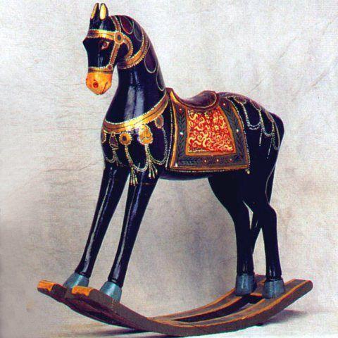 Beautiful Rocking Horse