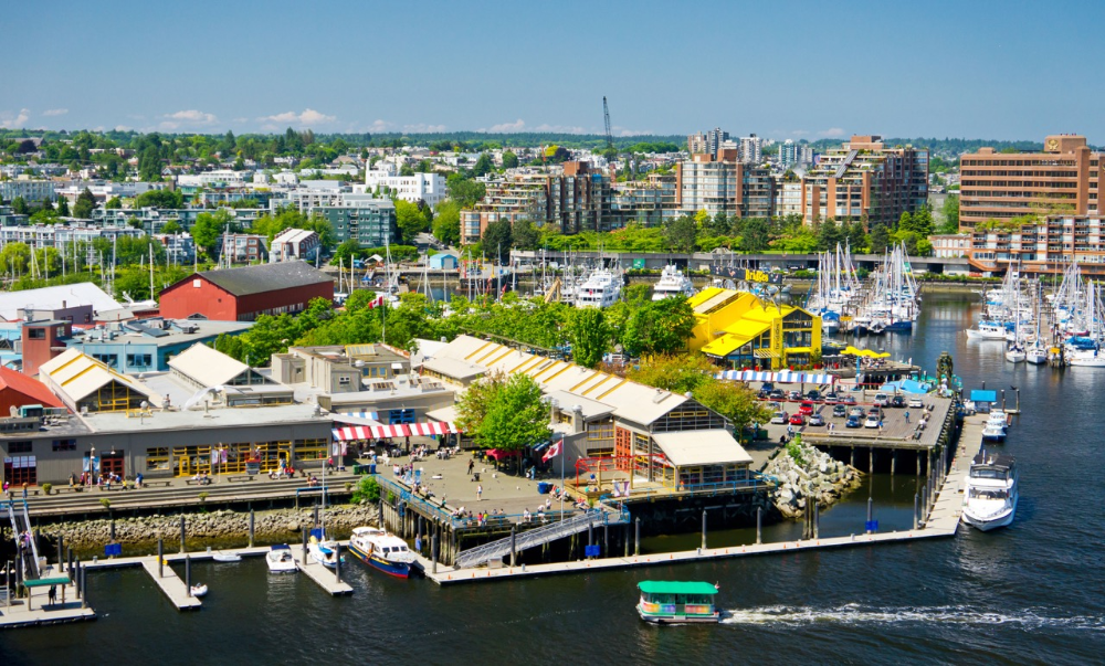 The Public Market On Granville Island Edible Vancouver Wine Country